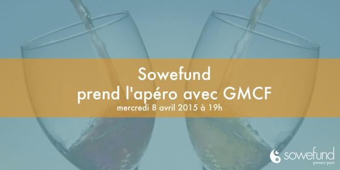 Sowefund apéro des crowdfunders