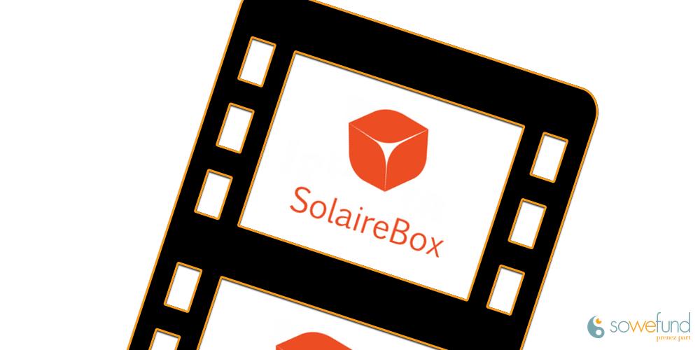Vidéo de la start-up Solairebox