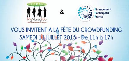 Sowefund sera à la Fête du crowdfunding à Lille !