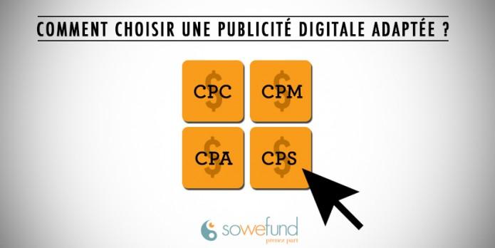 Bien choisir son type de publicité digitale