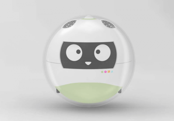 Leka lance le petit robot pour autistes