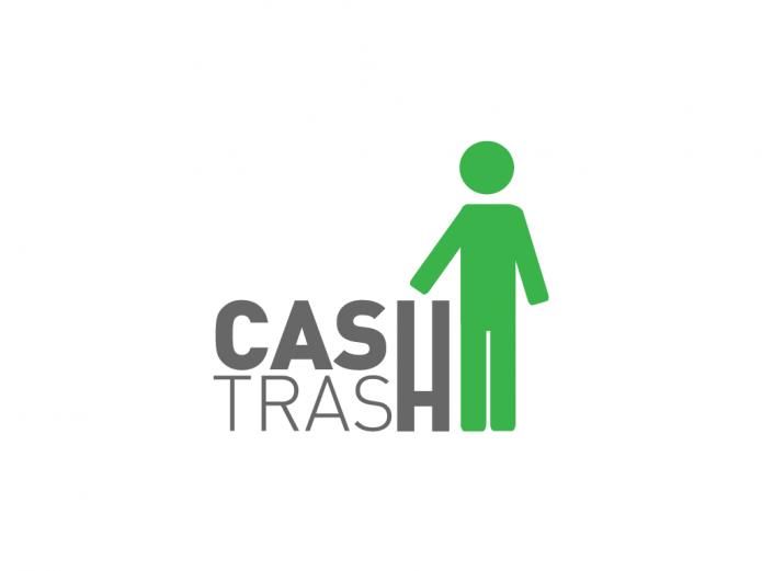 Poubelle TrashCash