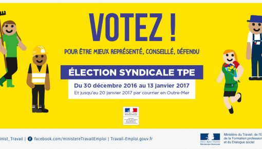 Les élections syndicales dans les TPE