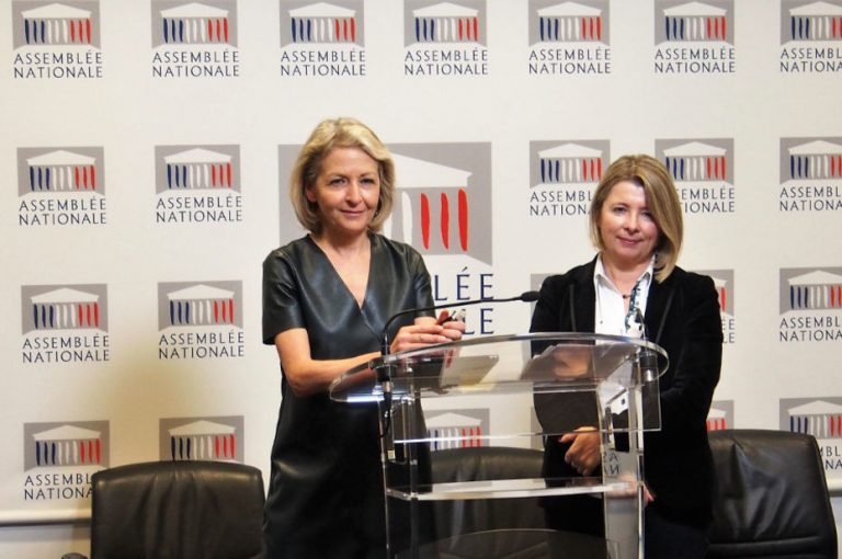Objets connectés : bilan du rapport d'information des députées Laure de la Raudière et Corinne Ehrel