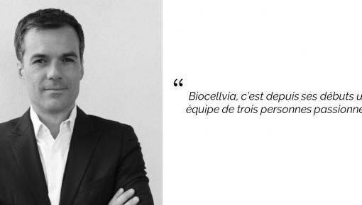 Qui est Olivier Julé, co-fondateur et CEO de BioCellVia ?