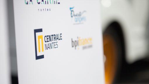 Centrale Nantes Fundtruck