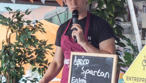 05. Arthur Menard, Spartan, -Jun 14