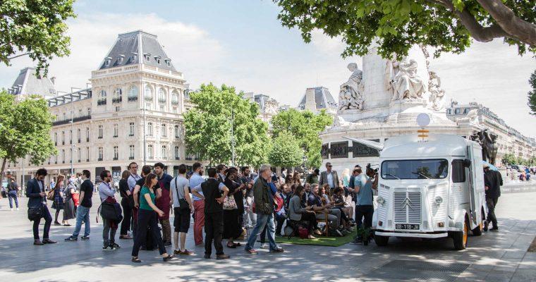 Fundtruck 2017 en images : carnet de route de l'étape à Paris !