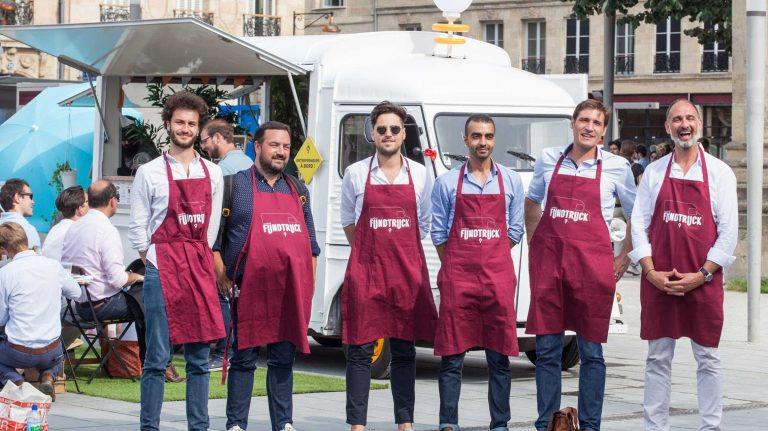 Fundtruck 2017 en images : carnet de route de l'étape à Bordeaux !