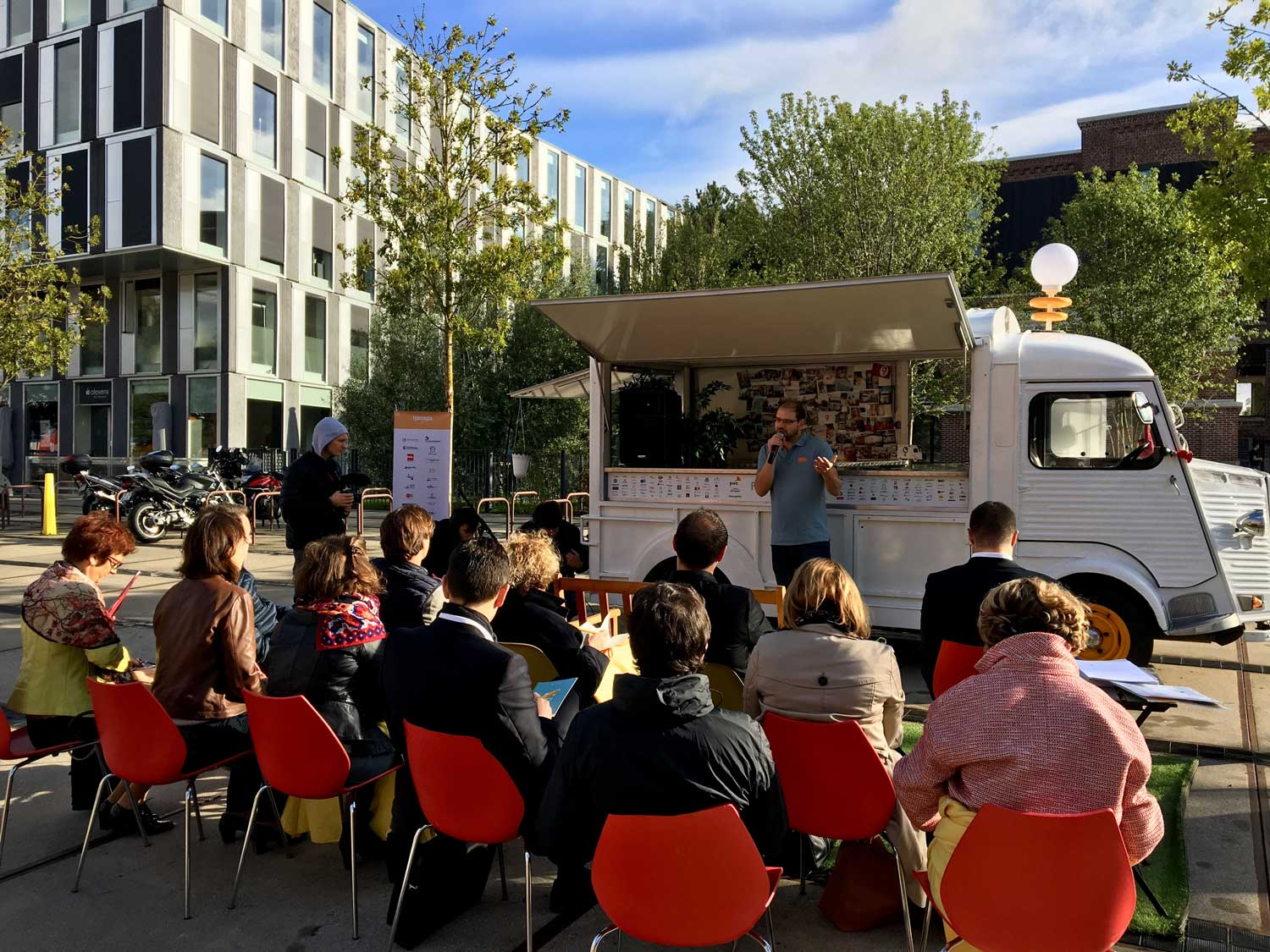 Fundtruck Lille – Zoom sur EuraTechnologies