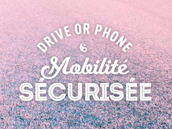 DRIVE OR PHONE, VOTRE NOUVEL ALLIÉ SUR LA ROUTE