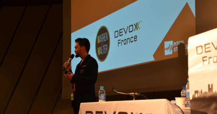 [Event] Journée Startup au salon Devoxx France