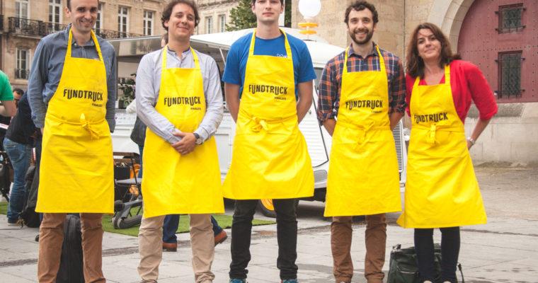 Fundtruck 2018 : carnet de route de l'étape Bordeaux