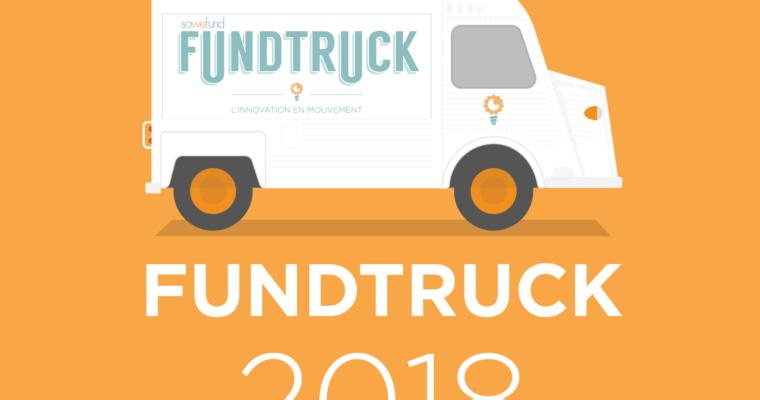 Le Fundtruck reprend la route vers Nantes et Lyon !
