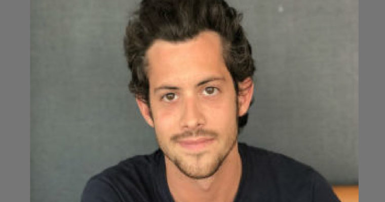 Nicholas de Roüalle, CEO et confondateur de Manners