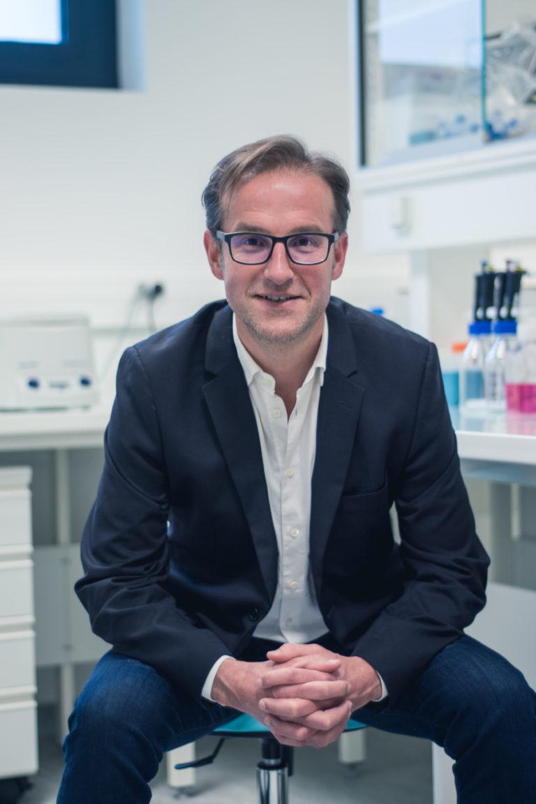 Portrait d'entrepreneur : Stéphane Maddens, fondateur de Vetbiobank