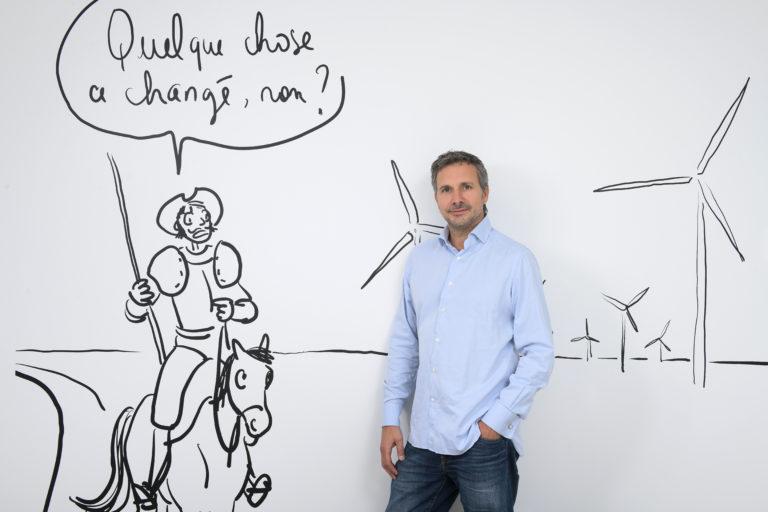 Portrait d'entrepreneur : Julien Tchernia, co-fondateur d'ekWateur