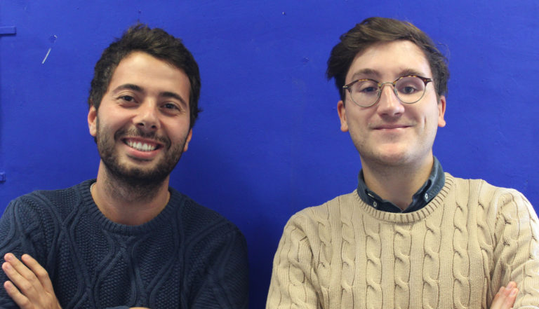 Portrait d'entrepreneurs : Yohan & Pierre-Louis, co-fondateurs de Gentil Geek