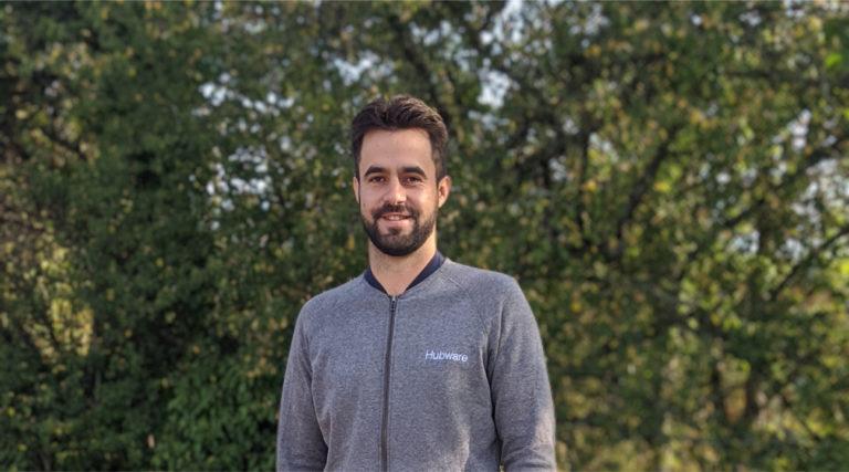 Portrait d'entrepreneur : Alexis Laporte, co-fondateur de Hubware