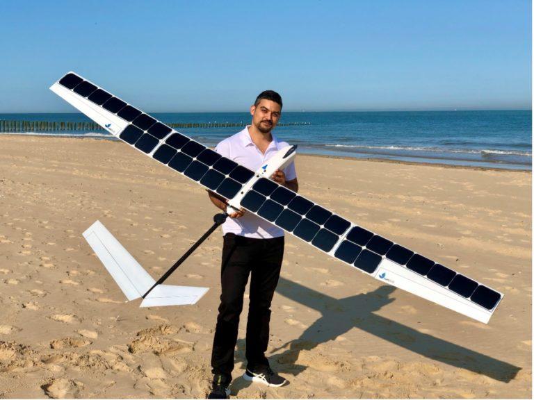 Portrait d'entrepreneur : Laurent Rivière, co-fondateur de Sunbirds