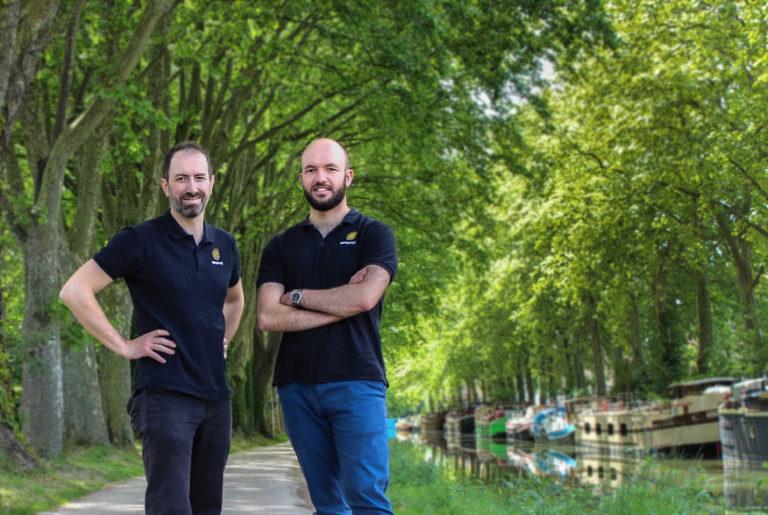 Portrait d'entrepreneurs : Xavier Sembely & Patrick Callec, co-fondateurs de Immoblade